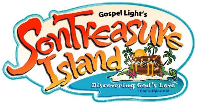 Son Treasure Island VBS